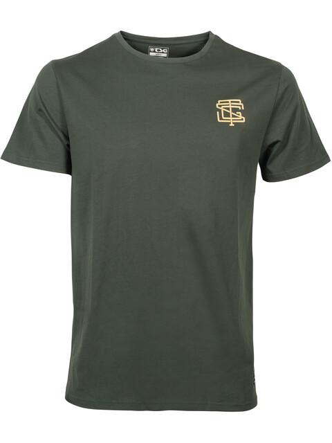 TSG Monogram T-Shirt Men marsh